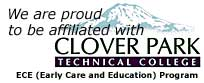 We are proud to be affiliate with Clover Park Technical College