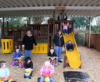 Puyallup Childcare and Infant Care in Puyallup WA